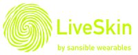 LiveSkin by sansible wearables